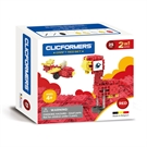 Clicformers Craft Set Red_25Pcs
