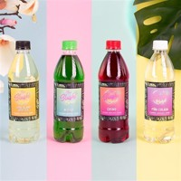 Cocktail Syrups - 4 Pack