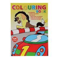 Coloring book Follow the dots