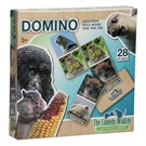 Comedy Wildlife Wooden Domino, 28dlg.
