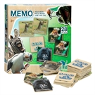 Comedy Wildlife Wooden Memo, 28dlg.