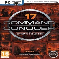 Command  Conquer The Ultimate Collection - PC
