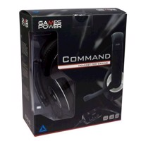 Command Gaming Headset PS3X360PC