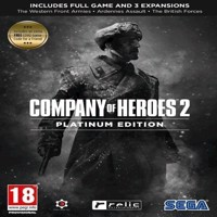 Company of Heroes 2 Platinum Edition - PC