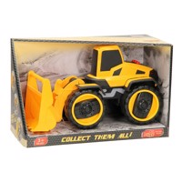 Construction vehicles with light & sound, bulldozer