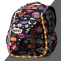 Cool Pack Ledpack Schoolbag Comics