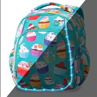 Coolpack Led Pack School Bag Cupcakes