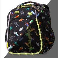 Coolpack Led Pack School Bag Rockets