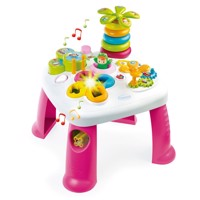 Cotoons smoby activities table pink