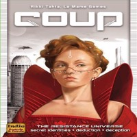Coup - Resistance (UK)