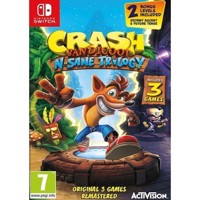 Crash Bandicoot  NSane Trilogy Remastered - Xbox One