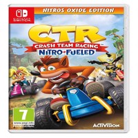 Crash Team Racing Nitro Sox Ide Xbox One