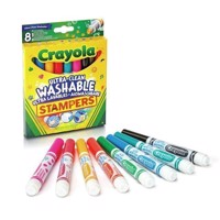 Crayola Markers, 8 pieces