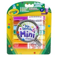 Crayola Mini Washable felttip pens, 7 pieces