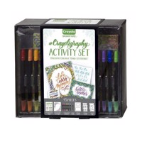 Crayoligraphy Art Set, 45 pcs