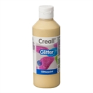 Creall Glitter Paint Gold, 250ml