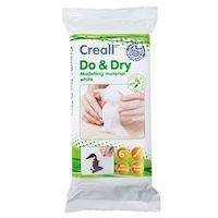 Creall Modeling Clay White, 1000gr