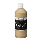 Creall school paint gold 500ml