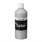 Creall school paint silver 500ml