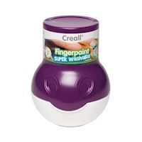 Creall Washable Finger Paint Violet, 500ml