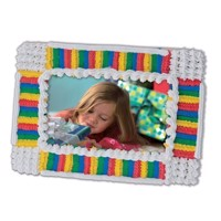 Creamy Dough Create your own Picture Frame