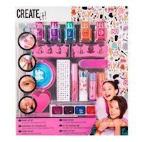 Create It Makeup Set Color Changing amp Glitter, 14dlg