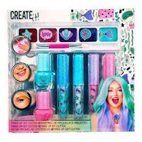 Create It Makeup Set Glitter, 7dlg