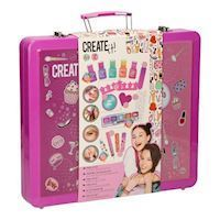 Create It Makeup Set in Luxury Suitcase