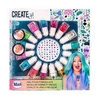 Create It Nail Polish Set, 16pcs
