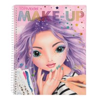 Create your top model makeup Sign book