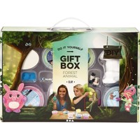 Creative Giftbox - Forest Animals with Clay