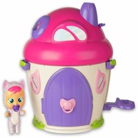Cry babies mt playset katies superhome