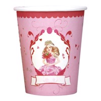 Cups Princess, 8st.