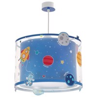 Dalber Hanging Lamp Planets Glow in the Dark, 33cm