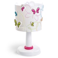 Dalber Table lamp Butterfly, 29cm