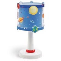 Dalber Table lamp Planets Glow in the Dark, 30cm