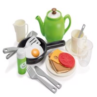 Dantoy - Green Garden - Breakfast Set