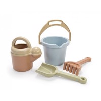 Dantoy  BIOPlast  Bucket Set 4 pcs