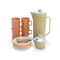 Dantoy  BIOPlastic  Coffee Set