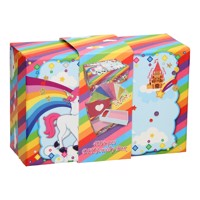 Decorate your own Jewelery box  Unicorn