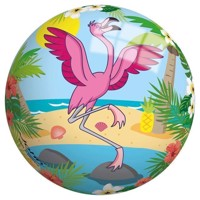 Decor ball Flamingo, 13 cm