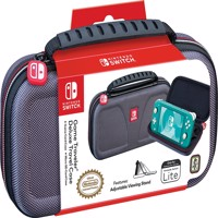 Deluxe travel case Nintendo Switch lite