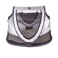 Deryan  Travel Cot Peuter  Luxe Silver