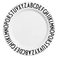 ?Design Letters  - Dinner Plate Ø 24 cm (20201006LARGE)