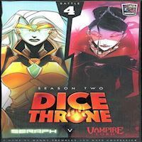 Dice Throne  Season 2  Vampire Lord v Seraph ROX605