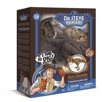 Dino battle excavation kit t-rex vs triceratops