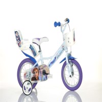 Dino Bikes - Children Bike 12'' - Frozen