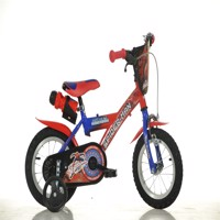 Dino Bikes - Children Bike 12'' - Spiderman