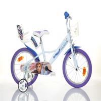 Dino Bikes - Children Bike 16'' - Frozen