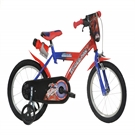 Dino Bikes - Children Bike 16'' - Spiderman
